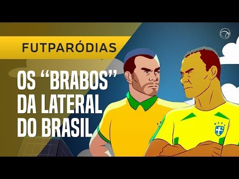 FUTPARÓDIAS: DANIEL ALVES VS CAFU  FUTDUELO 9