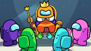 Among Us Logic: The King Imposter | Cartoon Animation