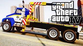 Caminhão Guincho no GTA 4