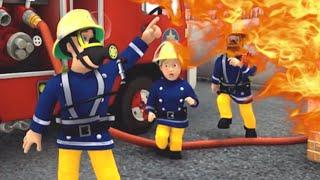 Feuerwehrmann Sam Deutsch Neue Folgen 🔥Norman ist in Gefahr!  🚒Zeichentrick für Kinder
