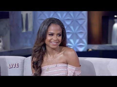 Christina Milian Opens Up About French Boyfriend Matt Pokora