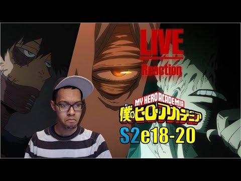 Моя геройская академия 2 сезон 25 серия аниме смотреть