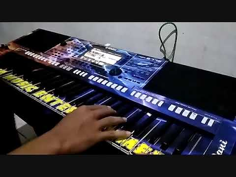 NGENDANG PAKE PSR S770 KEMPUL JAIPONG KOPLO DANGDUT