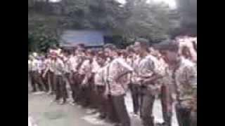 Goyang Cesar Campuran SMPN 104 Jakarta