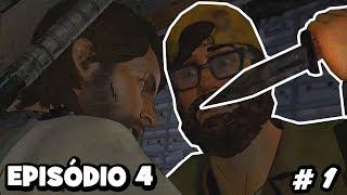 PERTO DA MORTE - The Walking Dead: A New Frontier Ep4 | Part1