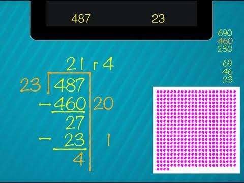 Old Math Vs New Math - Long Division