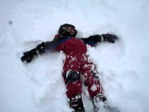 Justin snow angel