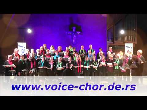 Never be the same - Christopher Cross - Voice! Chor Wunstorf