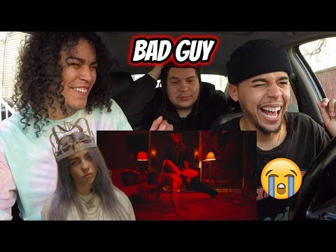 Billie Eilish - bad guy  REACTION REVIEW