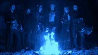 FAUN feat. Stephan Groth Blaue Stunde / LUNA    (Lyrics)