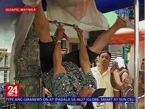 24 Oras: Tinderong may kakaibang paandar sa pagtitinda ng tools, agaw-pansin