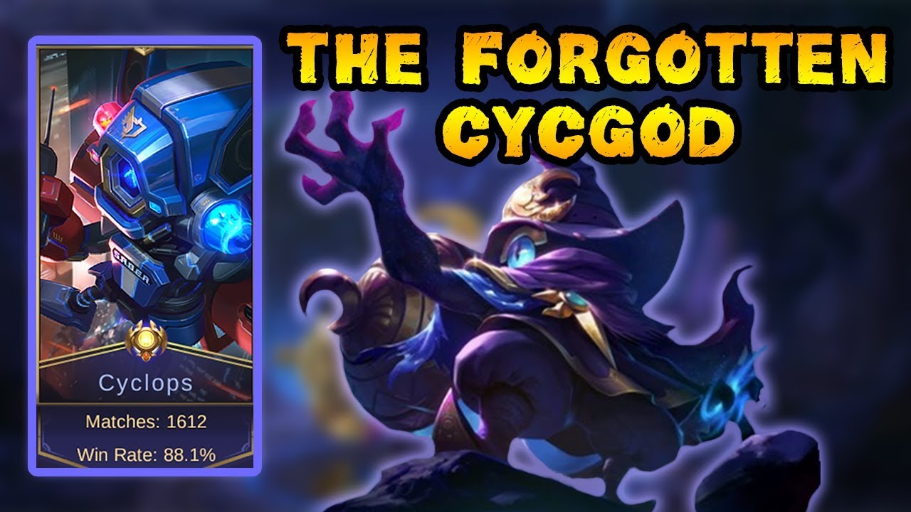 Where Is Handsome With One Eye Now? - Cyclops | Mobile Legends