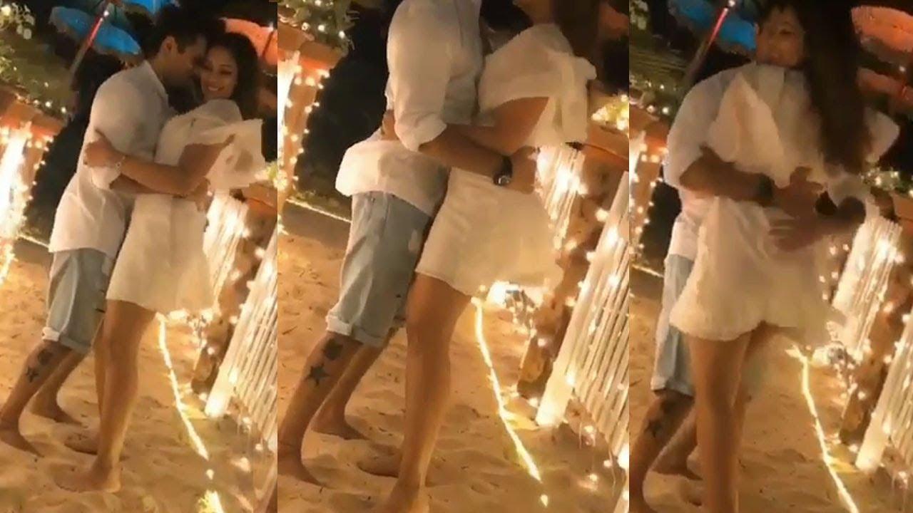 Bipasha basu karan singh grover s wedding anniversary dance in