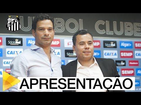 Jair Ventura e Gustavo Vieira | APRESENTAÇÃO (05/01/18)