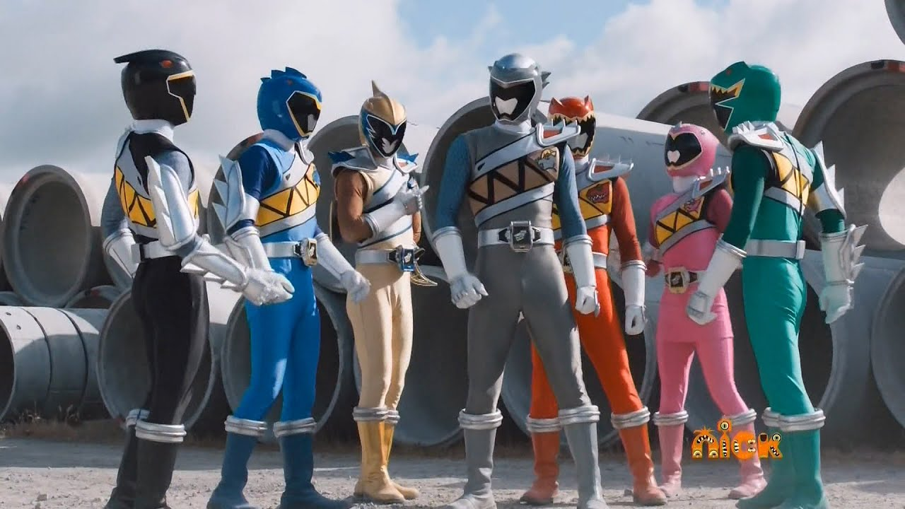 Power Rangers Dino Charge Rise Of A Ranger Power