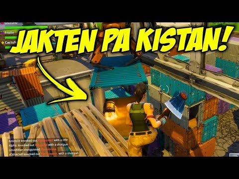 JAKTEN PÅ KISTAN!! 🔥 - Fortnite Battle Royale På Svenska!