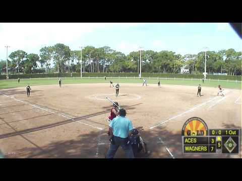 Field 3 Wagners Gold Dunn vs Texas Aces Express Gold