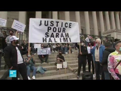 مظاهرات في مدن فرنسية مختلفة للتنديد بعدم مقاضاة قاتل امرأة يهودية