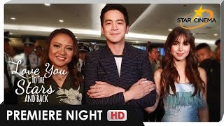 Grand Premiere Night | 'Love You to the Stars and Back'