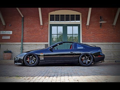 1993 Nissan 300ZX Interior Walk Through | Car Addiction Nice Look