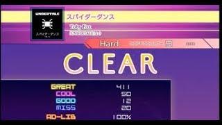 【グルコスAC】スパイダーダンス(HARD)