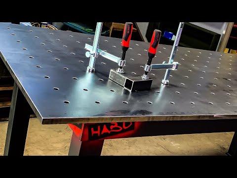 HABU \\ Building A 1100LBS/500KG Heavy Duty Welding Table