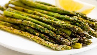How to Make Perfect Grilled Asparagus | The Stay At Home Chef
