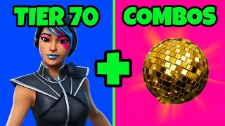 🏆 BEST COMBOS TRYHARD FORTNITE * SOVEREIGN SKIN OF THE FORTNITE SPARKLES * SPARKLE SUPREME SKIN COMBOS