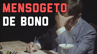 Mensogeto de Bono