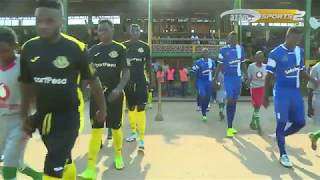 Azam TV - Full highlights 45 za mwanzo Majimaji FC Vs Yanga SC 0-0