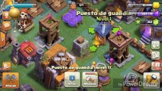 Clash Of Clans Taller de Constructor 5 -bh5 diseño de aldea !La mejor defensa de coc!