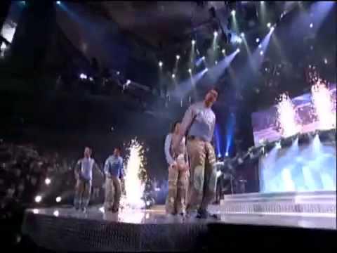 NSYNC Bye Bye Bye Live on HBO Special in 2000