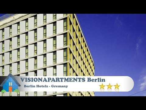 VISIONAPARTMENTS Berlin - Berlin Hotels, Germany