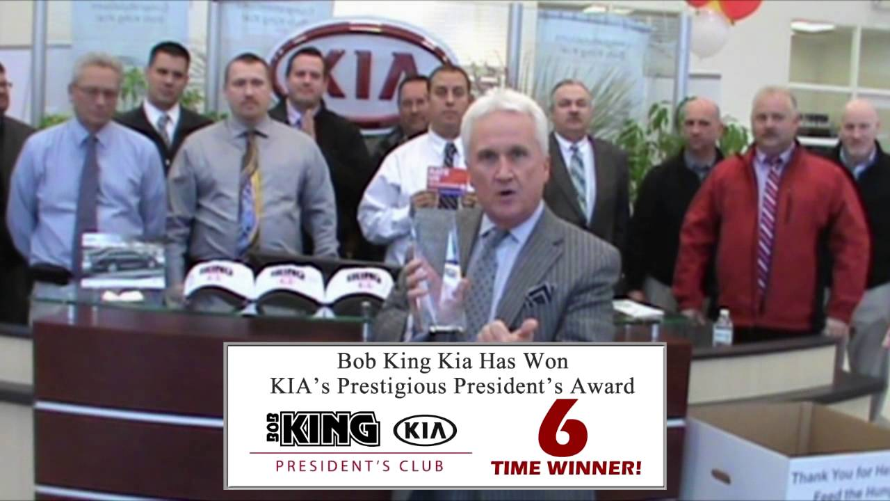Bob King Kia >> Dealerrater Kia Dealer Of The Year 2015 Kia S Presidents Award Winner Bob King Kia Winston Salem