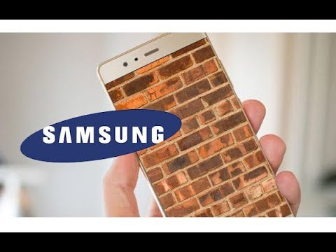 how to fix bricked android