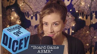 Board Game ASMR | Things Get Dicey!