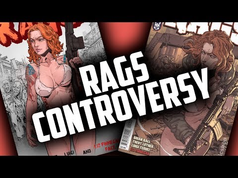 Rags (Comic) Controversy - with Nick from Key Collector Comics