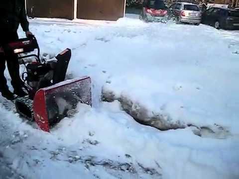 Снегоуборщик MTD ME 66 T