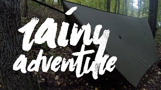 Wet & Windy Backpacking Adventure with Jonathan Deering