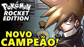 Blue (Toru) é O Novo Campeão - Pokémon Rocket Edition (Detonado - Parte 20)