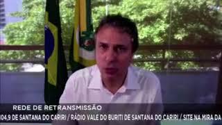 Camilo Santana anuncia investimento para construção de Hospital Regional do Vale do Jaguaribe