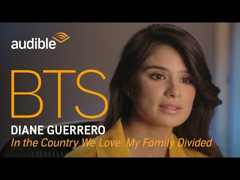 An Interview with Diane Guerrero, Author and Narrator of 'In the Country We Love'