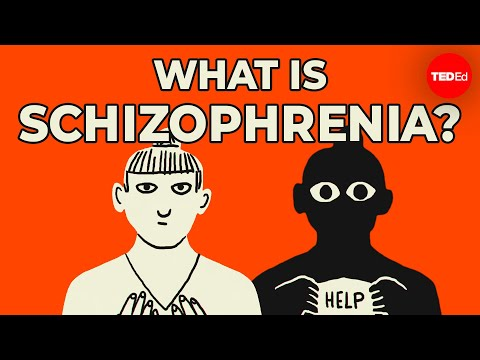Video image: What is schizophrenia? - Anees Bahji