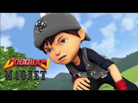 Kemunculan BoBoiBoy Magnet ; BoBoiBoy Movie 2 ; BoBoiBoy Galaxy