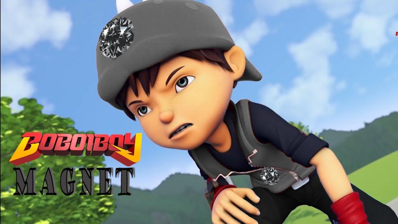Kemunculan BoBoiBoy Magnet BoBoiBoy Movie 2 BoBoiBoy Galaxy
