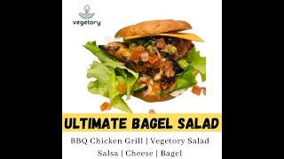 Vegetory's Ultimate Bagel Salad