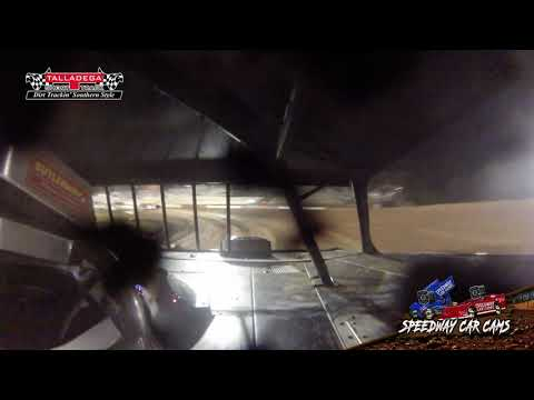 #21 Jason Lively - Super Late Model - Talladega Short Track - In-Car Camera