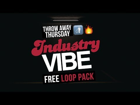 Free Industry Vibe Melody Loop Pack (Throwaway Thursday Trap Sample Pack)