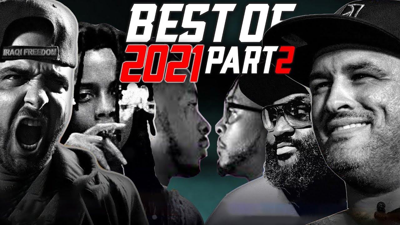 Download BEST BATTLE RAP MOMENTS OF 2021 (PART 2)