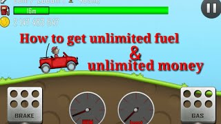 How To Get Unlimited Fuel And Unlimited Money In Hill Climb Racing